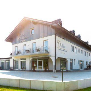 Hotel Palko in Dingolfing mit großer Terrasse