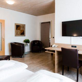 Hotel mit Doppelzimmer in Dingolfing