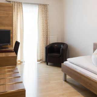 Einzelzimmer bei Hotel Palko in Dingolfing